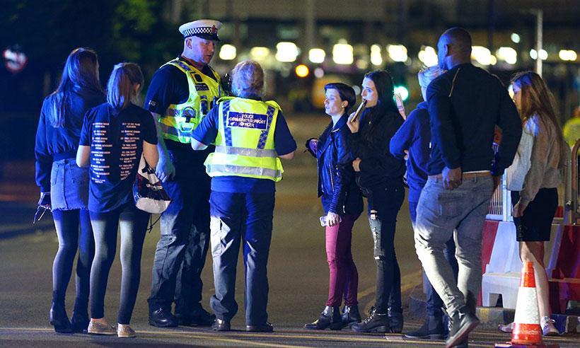 Explosión en concierto de Ariana Grande en Manchester deja 20 muertosy varios heridos