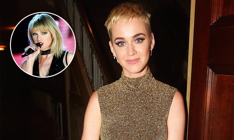 Katy Perry sobre su pelea con Taylor Swift: 'Ella comenzó y ella debe terminarla'