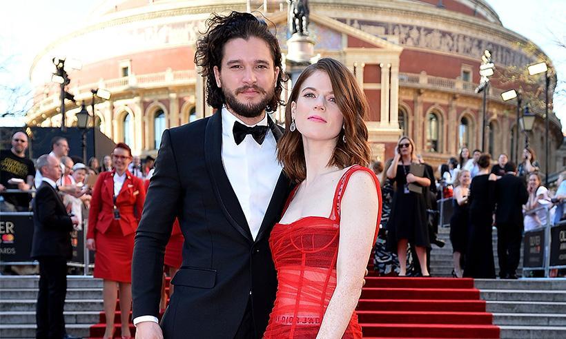 Kit Harrington revela que se mudará con su novia Rose Leslie: 'Estamos muy contentos'