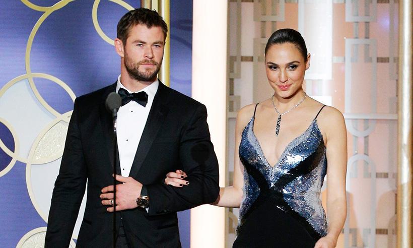 ¿Wonder Woman vs Thor? Gal Gadot y Chris Hemsworth te dicen quién ganaría