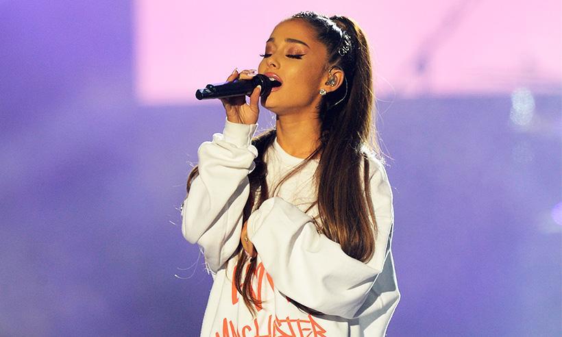 El tatuaje de Ariana Grande en homenaje a las víctimas del ataque en Manchester