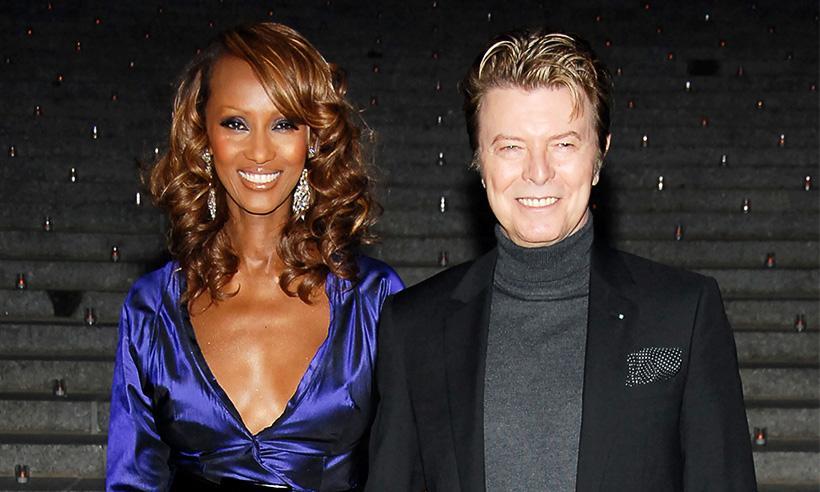 El conmovedor mensaje de Iman a David Bowie en el que sería su aniversario de bodas número 25