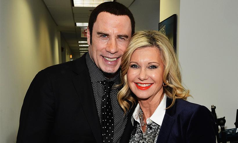 John Travolta envía un emotivo mensaje de apoyo a Olivia Newton-John en su lucha contra el cáncer