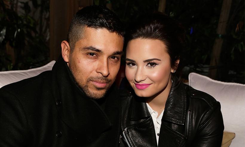 Demi Lovato y Wilmer Valderrama se reúnen un año después de su rompimiento