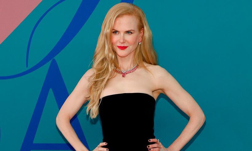 En familia, así celebrará Nicole Kidman su cumpleaños número 50