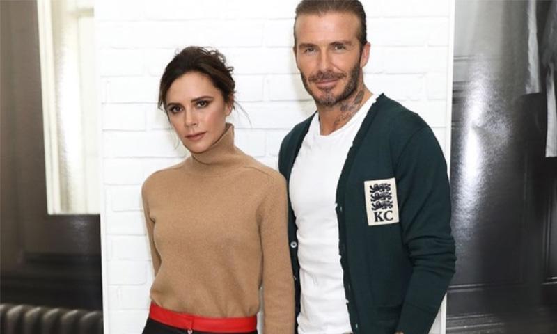 'No seguiríamos casados si yo fuera tan miserable como aparento en las fotografías', Victoria Beckham
