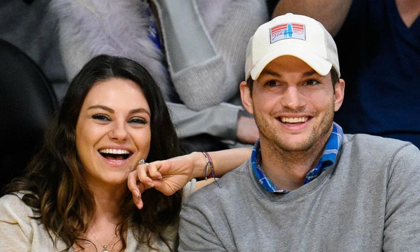 Ashton Kutcher revela que su pequeña hija Wyatt habla y entiende tres idiomas