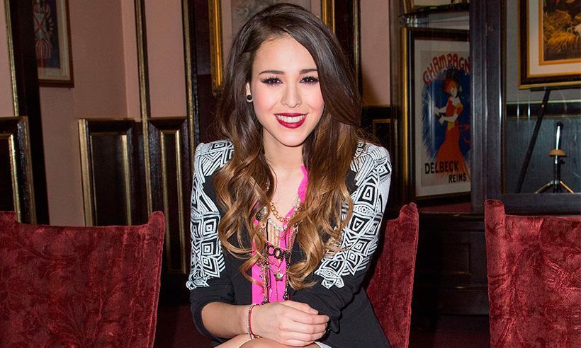 Danna Paola celebra su cumpleaños número 22: 'Definitivamente, ha sido el mejor de todos'