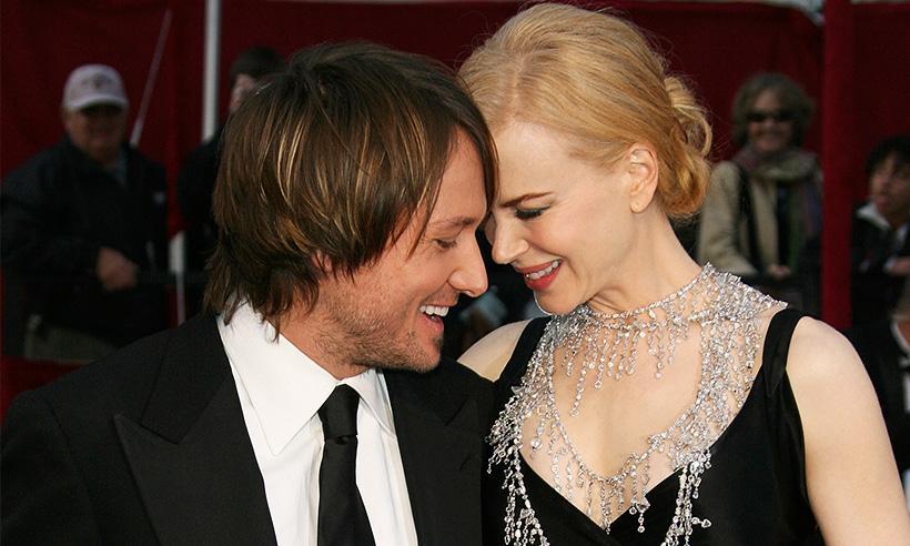 Nicole Kidman y Keith Urban celebran su aniversario de bodas número 11