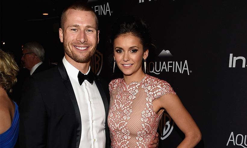 ¡Nueva pareja! Nina Dobrev y Glen Powell confirman su romance