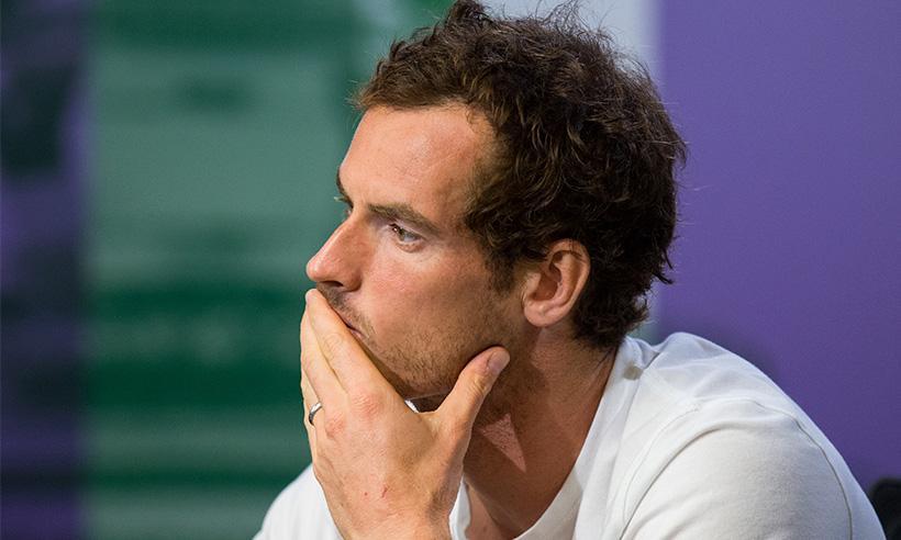 Andy Murray corrige a reportero que menospreció los logros de las mujeres en el tenis