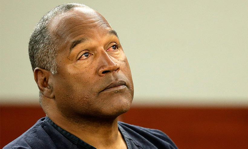 O. J. Simpson obtiene libertad condicional tras 9 años en prisión