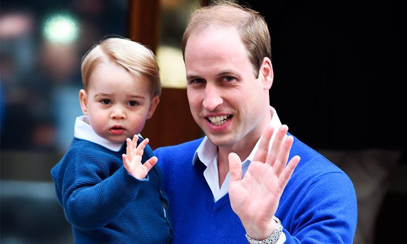 El Príncipe William bromea sobre Lady Di: 'Habría sido una pesadilla como abuela'