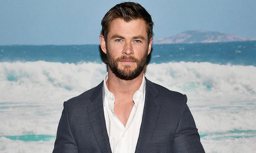 Chris Hemsworth sobre su físico: 'El dinero no hace que alguien más haga el ejercicio por ti'