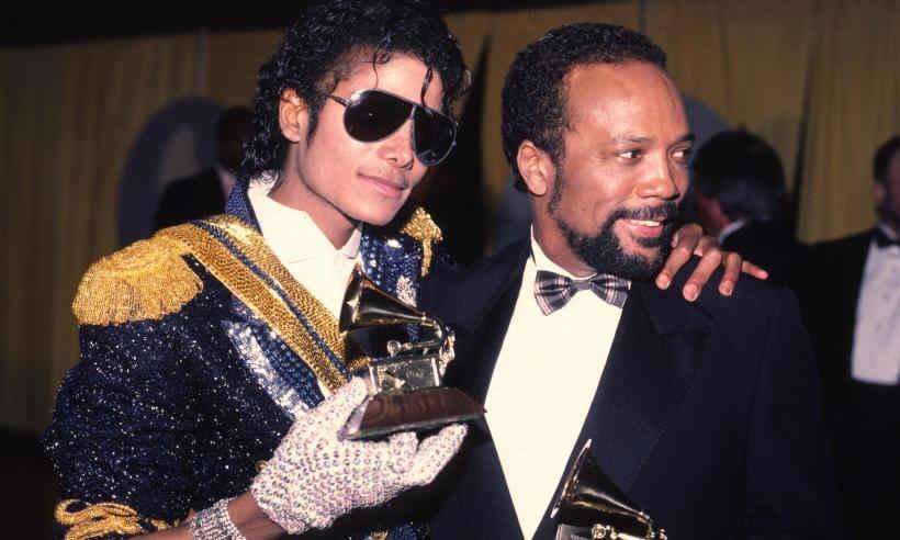 El Patrimonio de Michael Jackson tendrá que pagar 9.4 millones de dólares a Quincy Jones