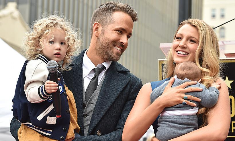 Ryan Reynolds sobre la experiencia de ser padre: 'Es lo mejor que me ha pasado'