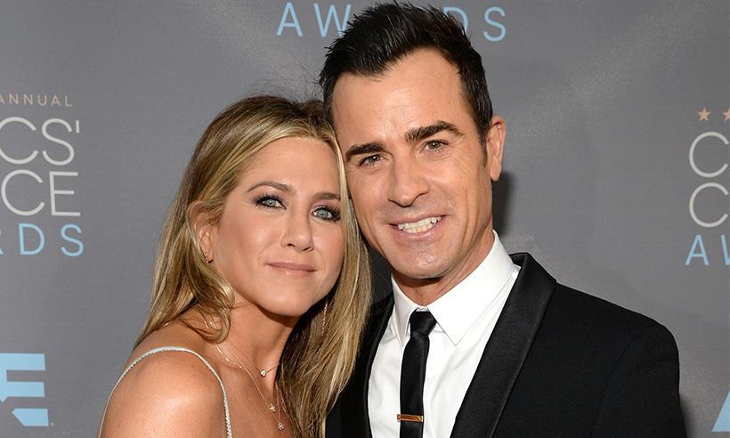 Justin Theroux y Jennifer Aniston celebran su segundo aniversario de bodas
