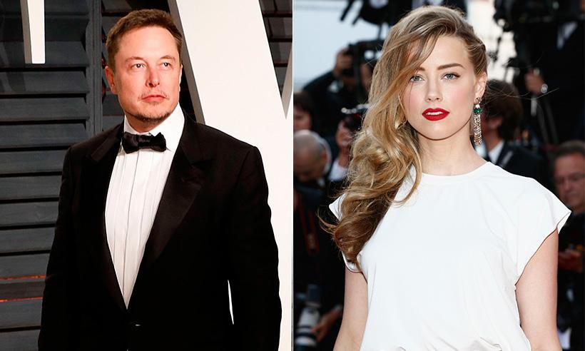 Elon Musk confirma su rompimiento con Amber Heard: 'Aún seguimos siendo amigos'