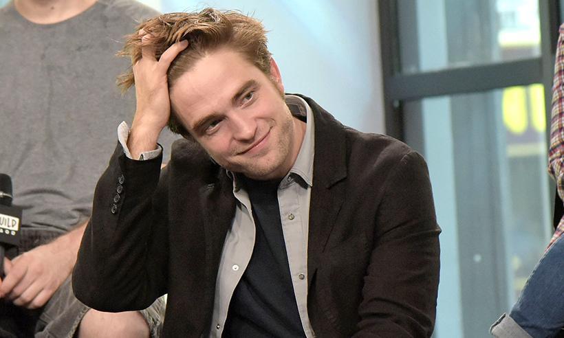 Esto es lo que Robert Pattinson tenía que hacer para no ser reconocido en las calles