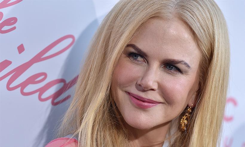 Nicole Kidman, orgullosa por sus 50 años: 'No es algo que intente ocultar'