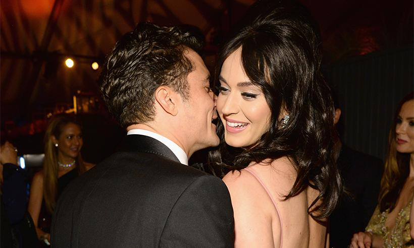 Un año después, Orlando Bloom y Katy Perry regresan juntos a la playa