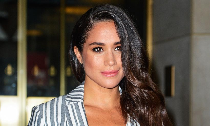 Meghan Markle regresa al set de Suits después de vacacionar junto al Príncipe Harry