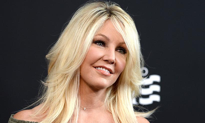 La actriz Heather Locklear es hospitalizada tras un accidente automovilístico
