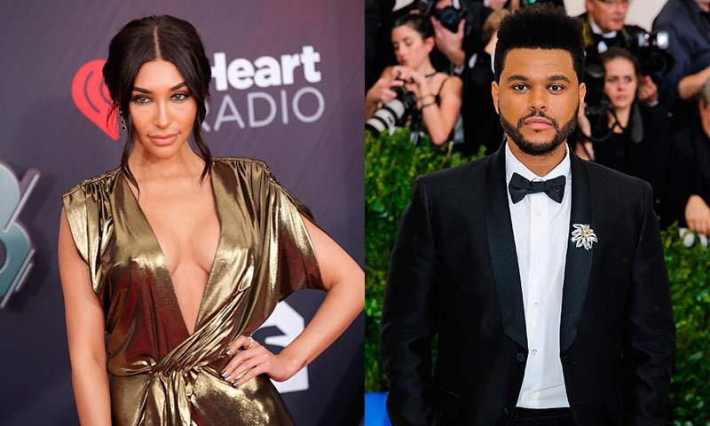 ¿The Weeknd y Chantel Jeffries juntos de nuevo?