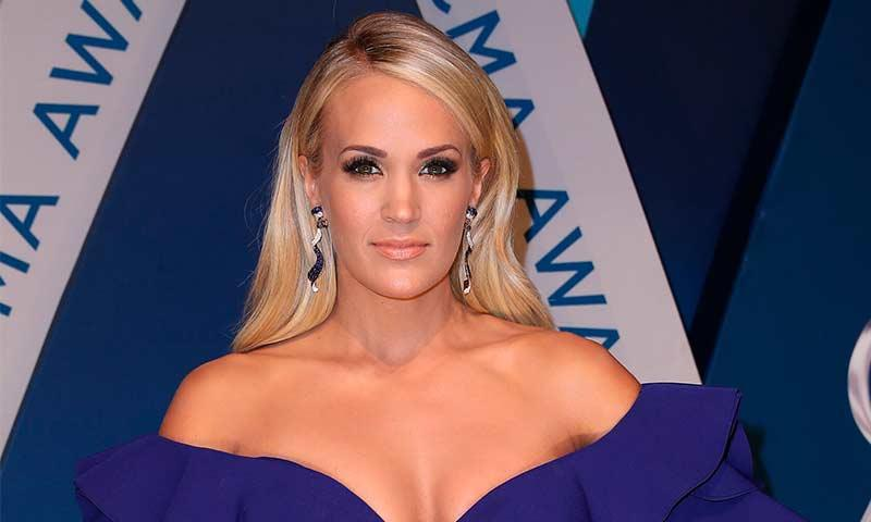 'Un accidente de locos', Carrie Underwood habló de su accidente tras meses sin salir al público