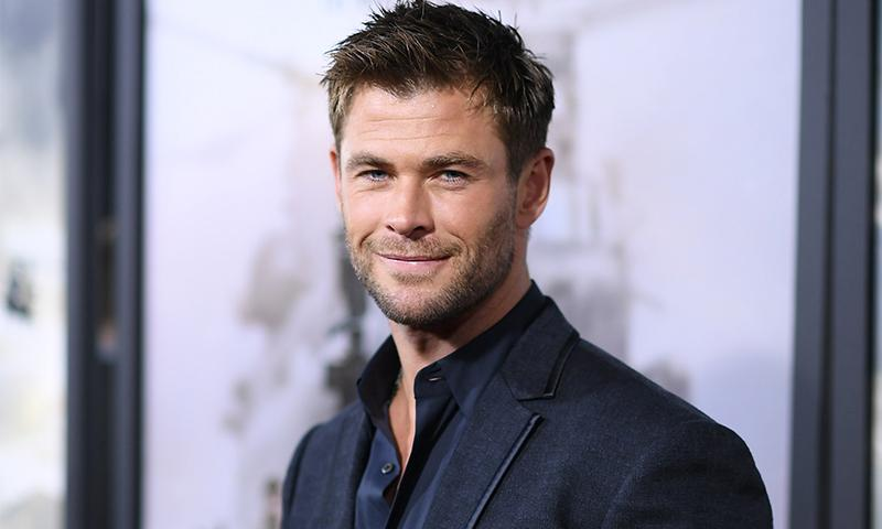 Chris Hemsworth revela qué famoso actor lo inspiró a buscar una oportunidad en Hollywood