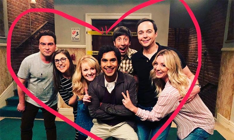 Jim Parsons y su emotiva despedida de 'The Big Bang Theory'