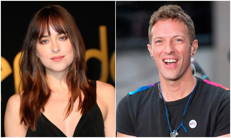 ¿Dakota Johnson y Chris Martin sellaron su amor con un tatuaje?