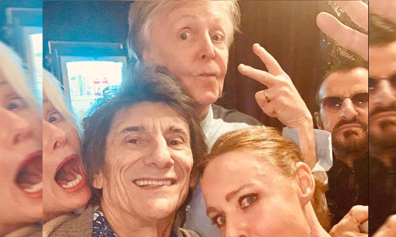 Ringo Starr y Ronnie Wood: Los invitados especiales de Paul McCartney en su tour