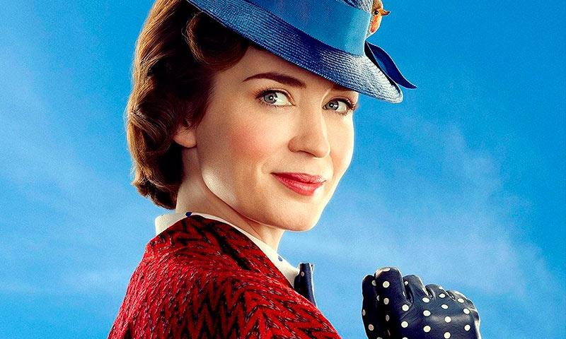 Mary Poppins tendrá su regreso a pantalla grande