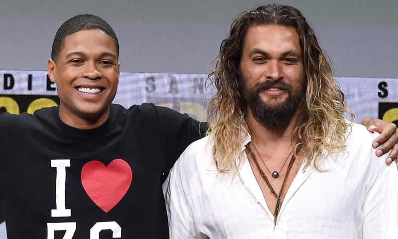 Jason Momoa expresa su apoyo a Ray Fisher en sus denuncias contra el director de Justice League