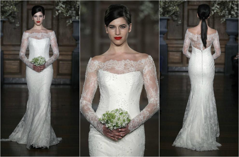 Mi vestido de novia en frances