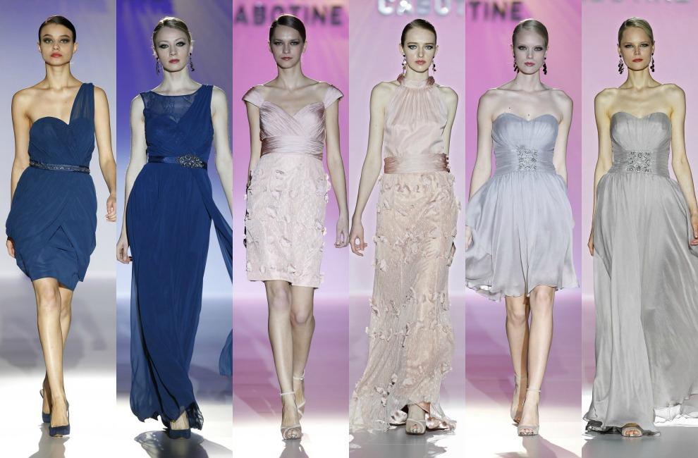 Tendencias 2014: Damas de honor o \'bridesmaids\' - Foto 7