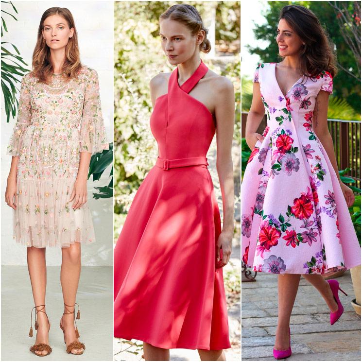 Vestidos para ir a una Boda de Dia ¡15 Lindas Opciones
