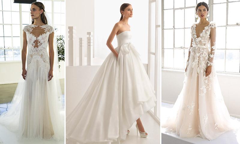 ae12bfab2 Necesitas inspiración  Estos son los mejores vestidos de novias - Foto