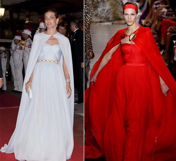 Princesas fashion de la pasarela a palacio foto 2 - Diseno alta costura ...