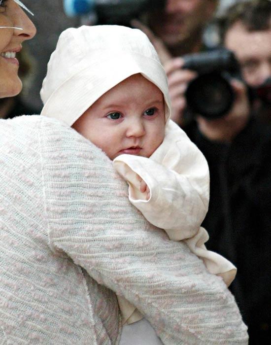 Los adorables bebés de la realeza europea - Foto 8