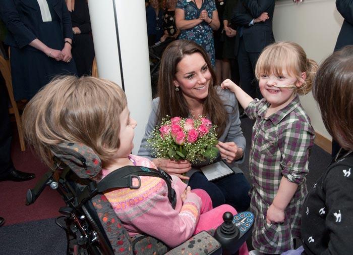Kate Middleton Lleva Alegría Y Risas A Un Hogar Para Niños