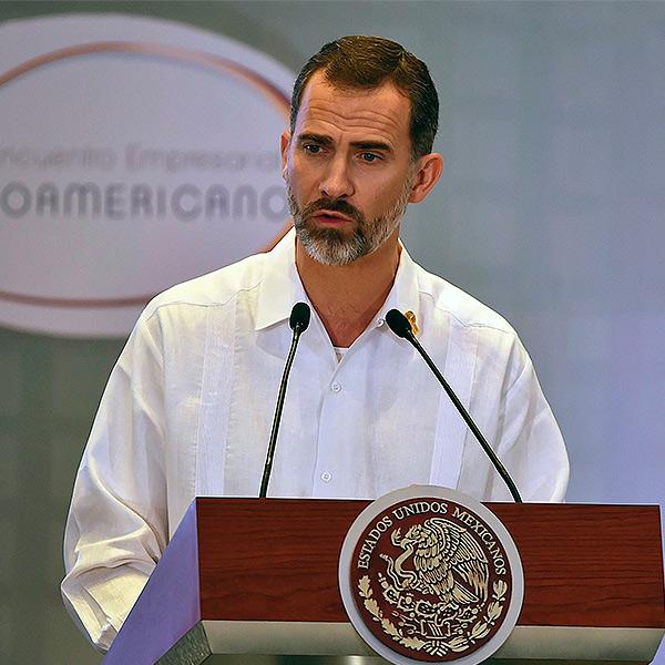 Rey Felipe Cumbre Iberoamericana