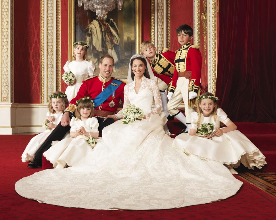 Matrimonio Kate Middleton : Kate y guillermo el aniversario de boda más emocionante