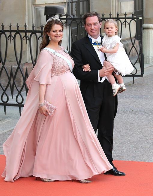 Magdalena de Suecia y Chris O\'Neill reciben a su segundo hijo - Foto