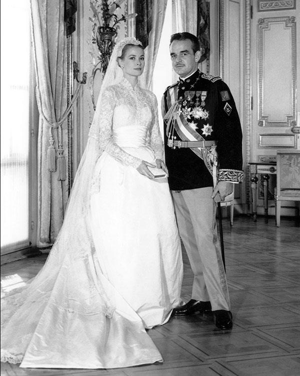 Recordando a la Princesa Grace a 33 años de su muerte