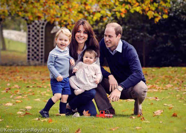 El Príncipe William sobre sus hijos: 'No hay huesos rotos, pero lo están intentando'