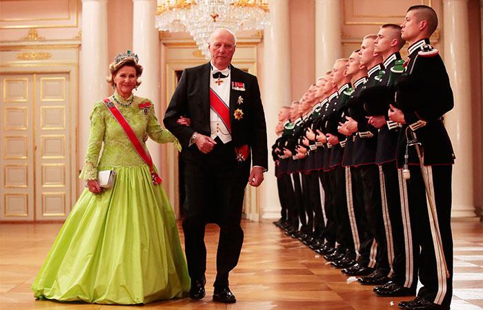 Resultado de imagen para reyes noruega
