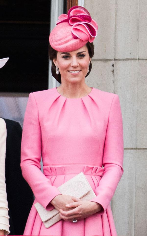 Pretty in pink! Kate y Charlotte combinadas en sus looks de mamá e hija