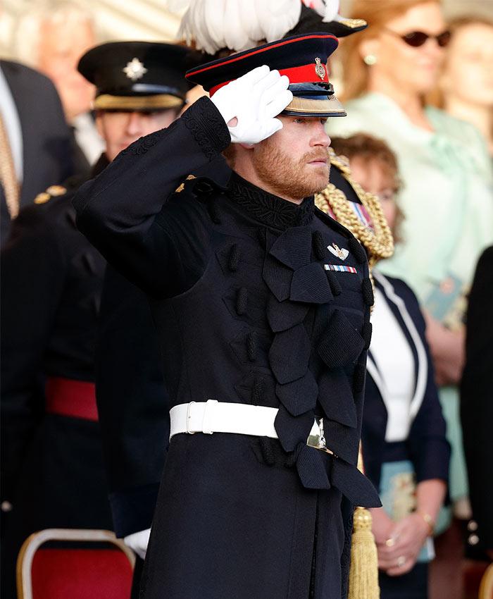Príncipe Harry: '¿Alguien en la Familia Real quiere ser rey? No lo creo'